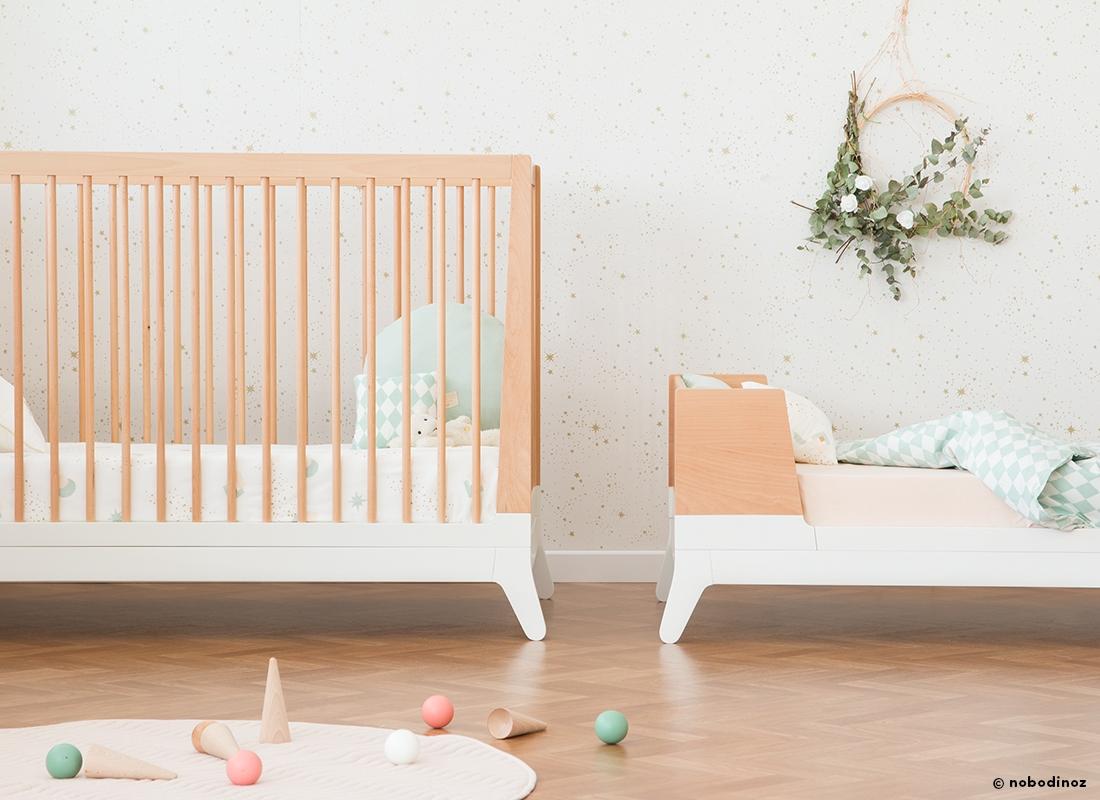 Habitación romántica de bebé
