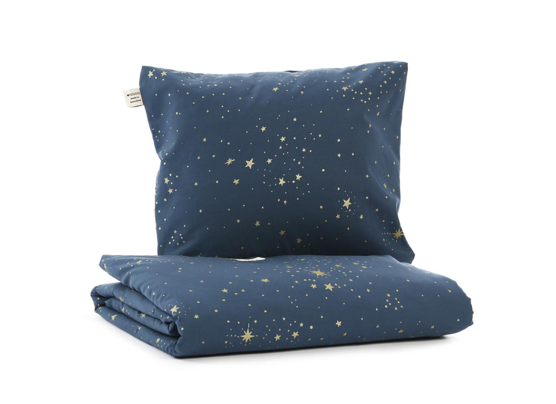 Funda nórdica Himalaya gold stella/ night blue - 2 tallas