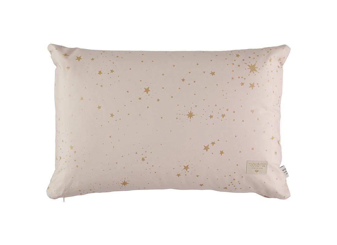 Cojin Pythagoras 40x60 gold stella/ dream pink