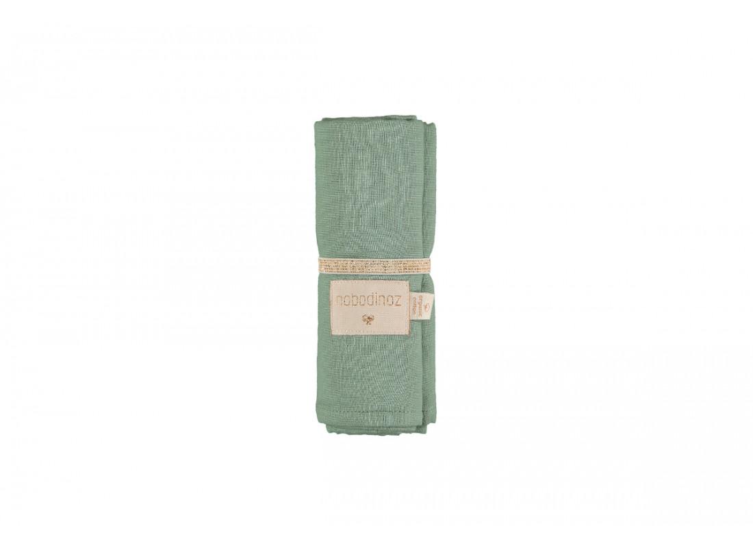 Muselina Baby Love eden green
