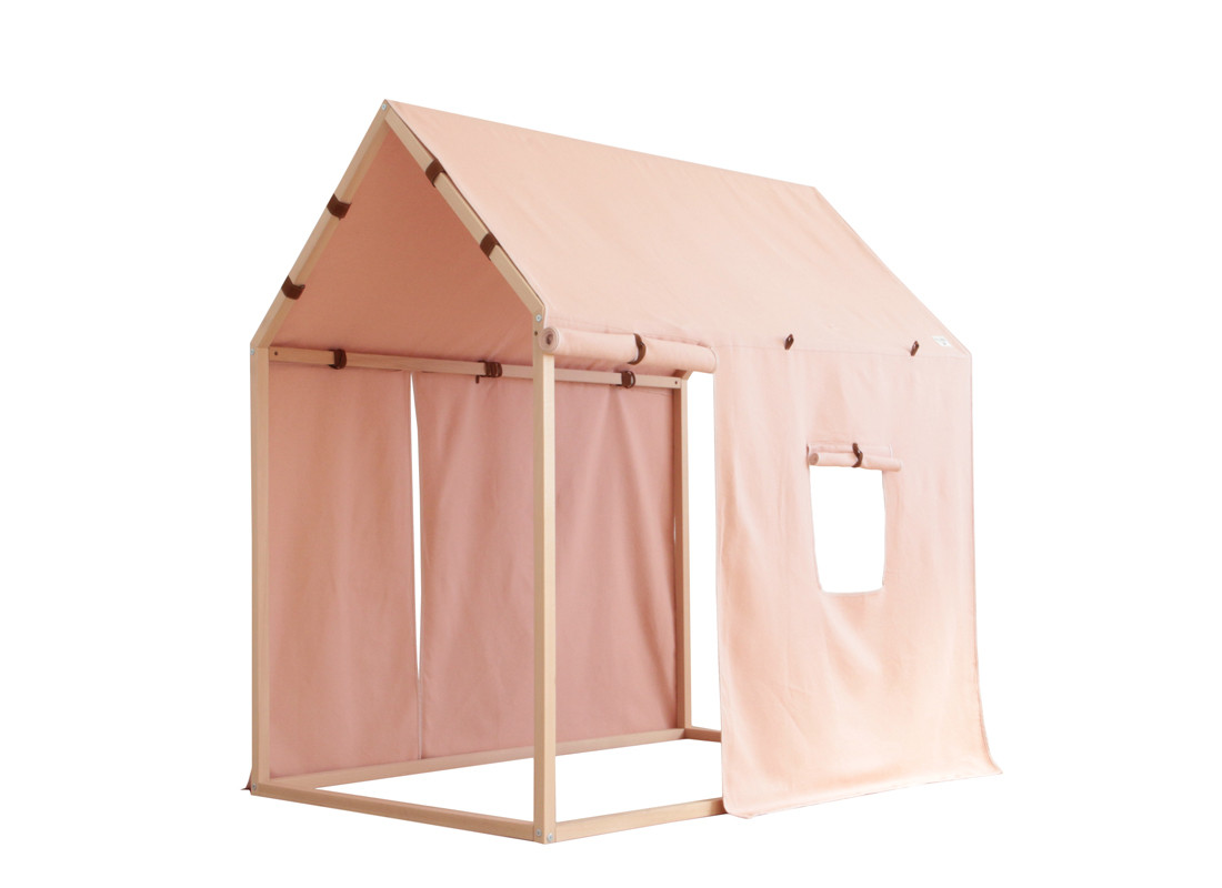 Casita Balear 146x96x150 bloom pink