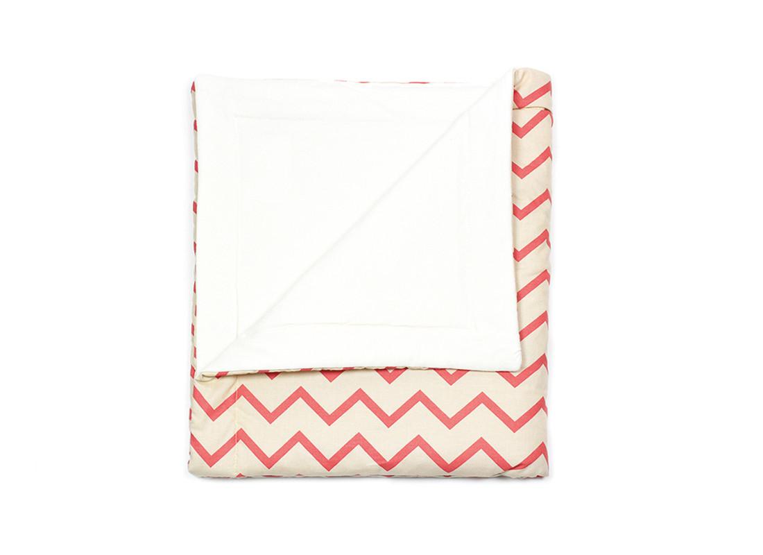 Blanket Copenhague zigzag rosa – adulto