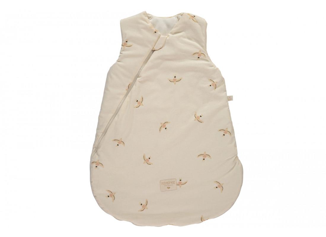 Cocoon mid season sleeping bag nude haiku birds/ natural – 2 sizes