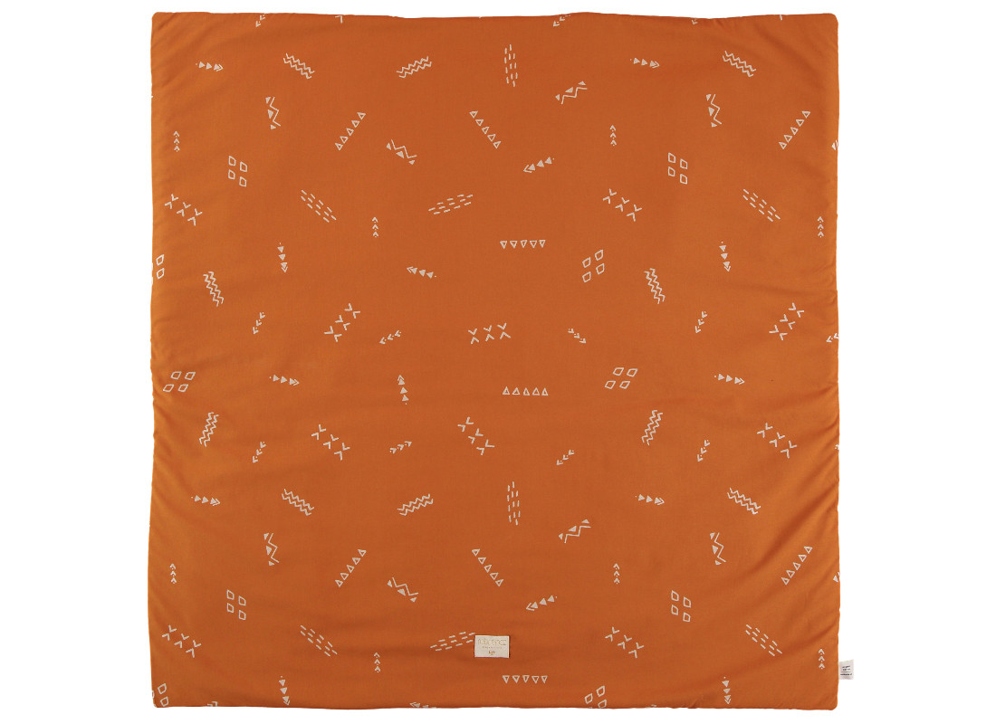 Alfombra de juego Colorado 100x100 gold secret/ sunset