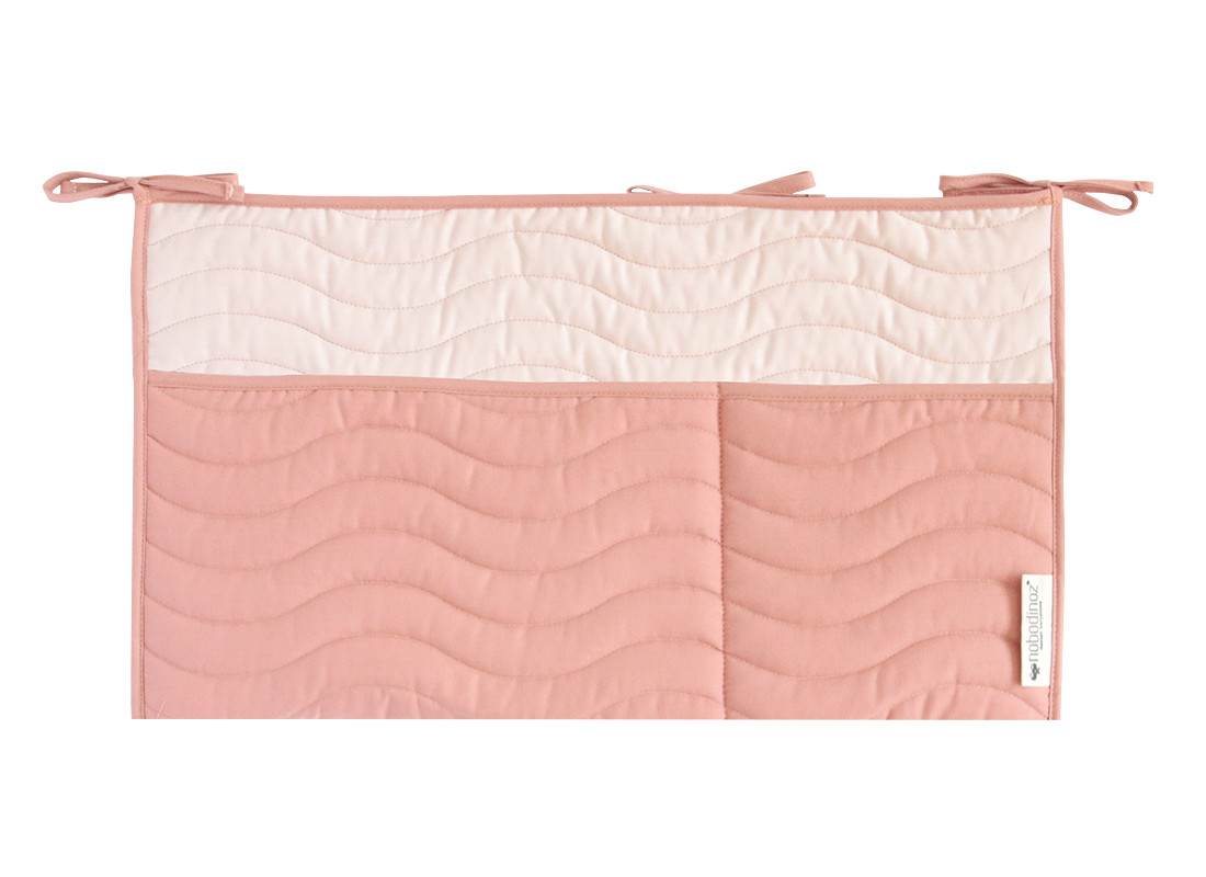 Organizador de cuna Sevilla 26x48 dolce vita pink