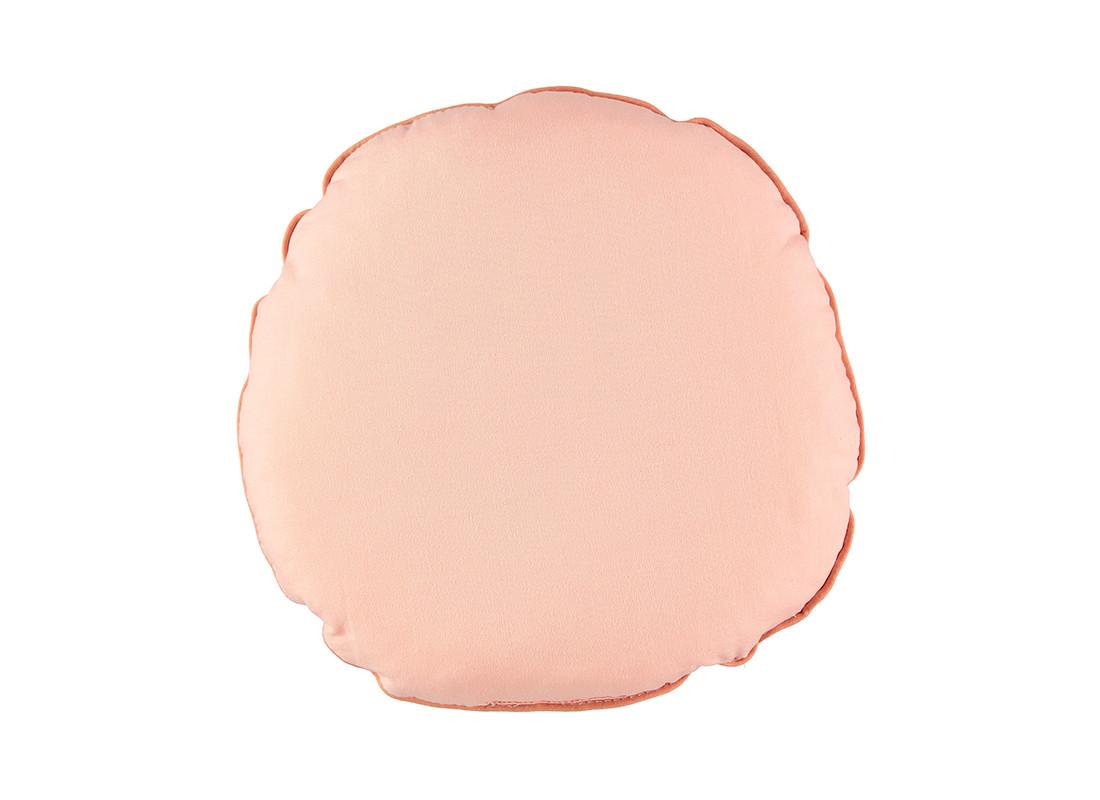 Cojin Macaron small 26x26 opera pink