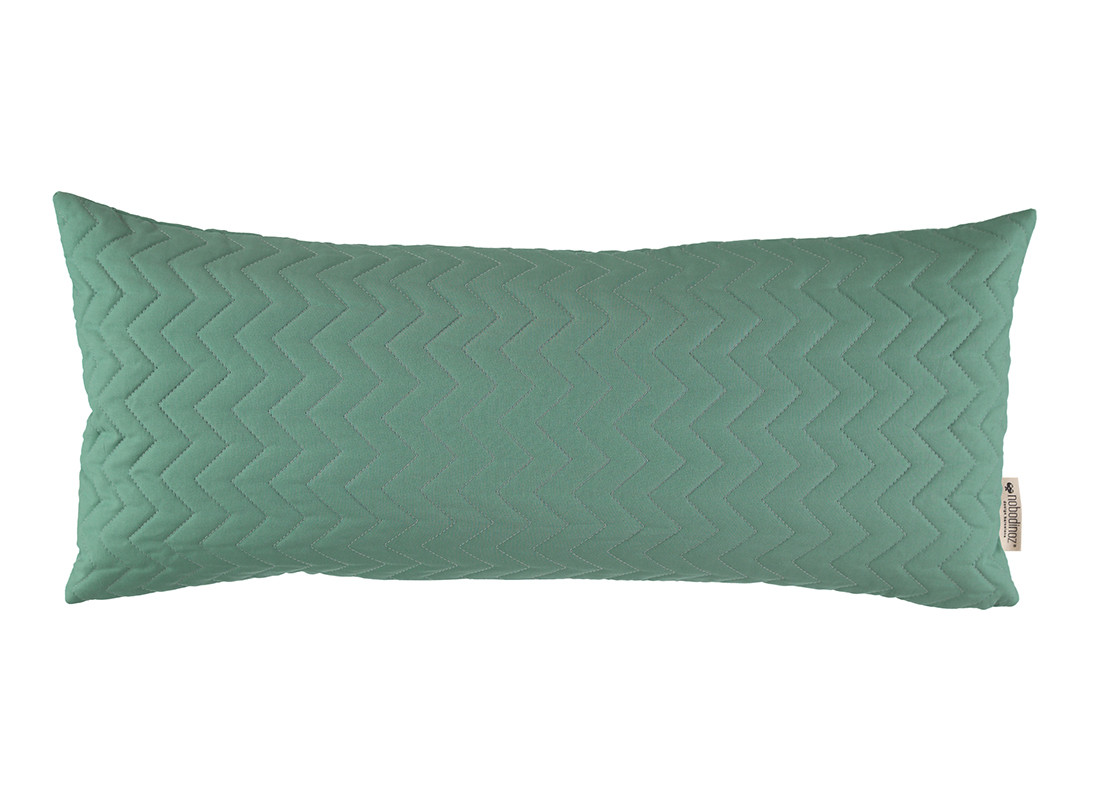 Cojin Montecarlo 70x30 siesta green