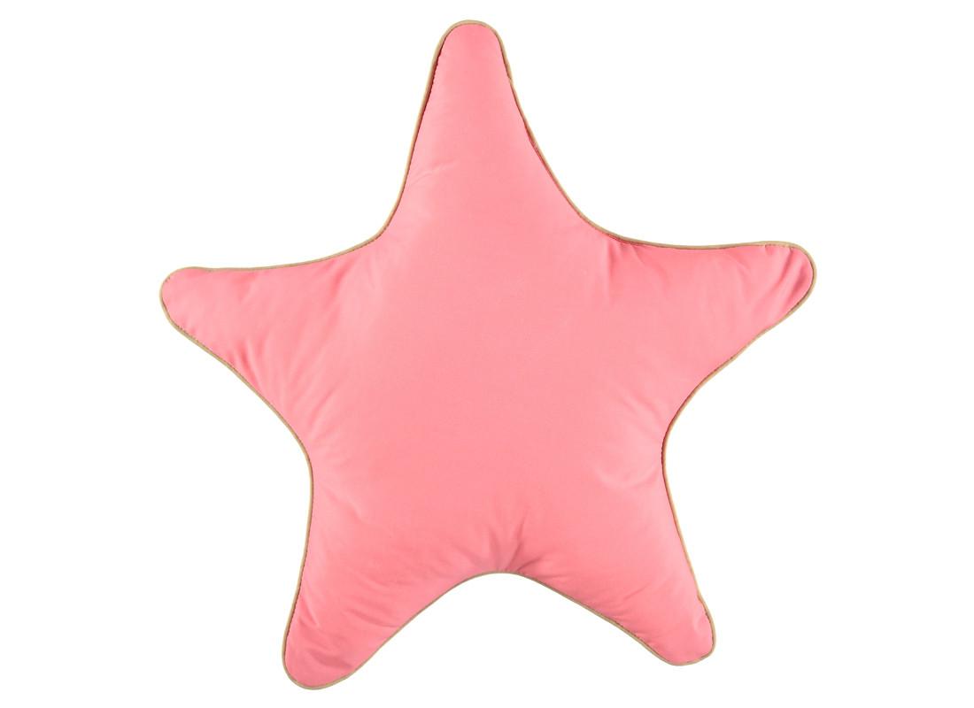 Cojin Star big  45x45 indian pink