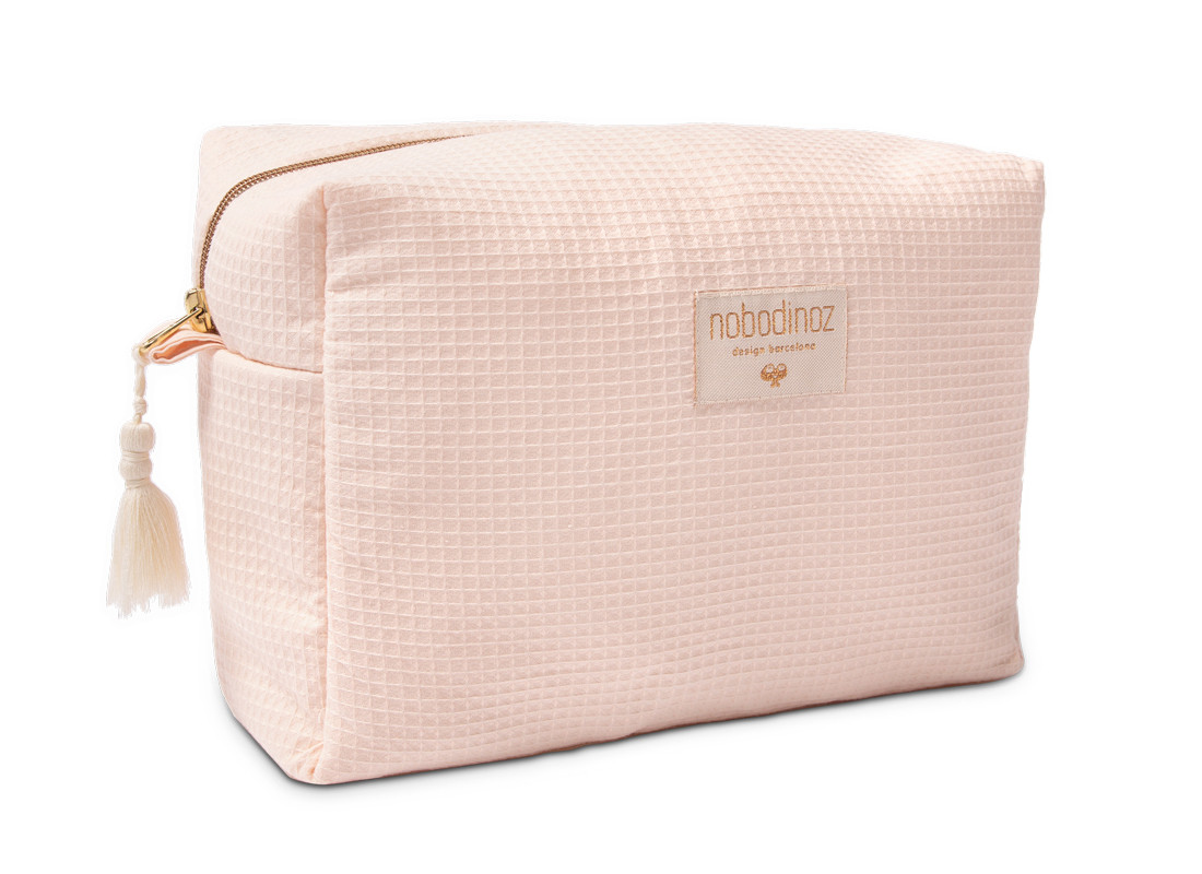 Neceser impermeable Diva 25x16x10 dream pink
