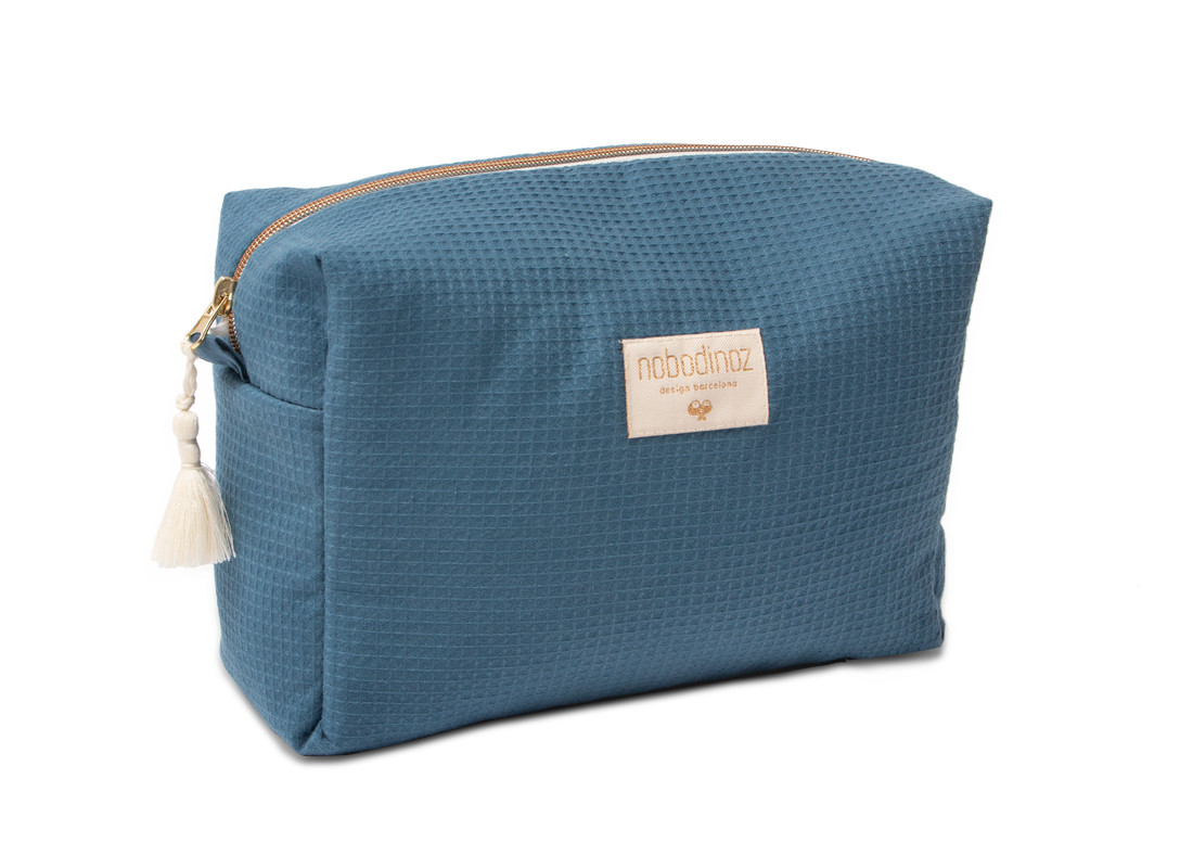 Neceser impermeable Diva 25x16x10 night blue