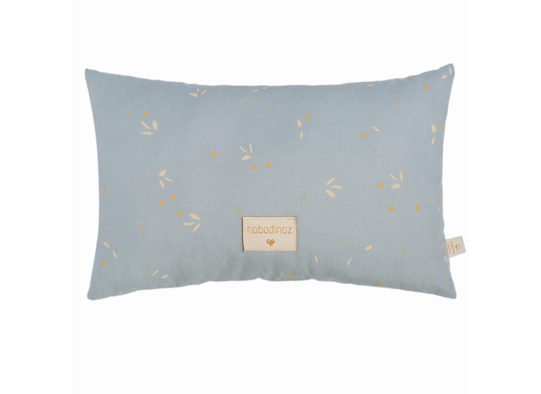 Cojín Laurel • willow soft blue