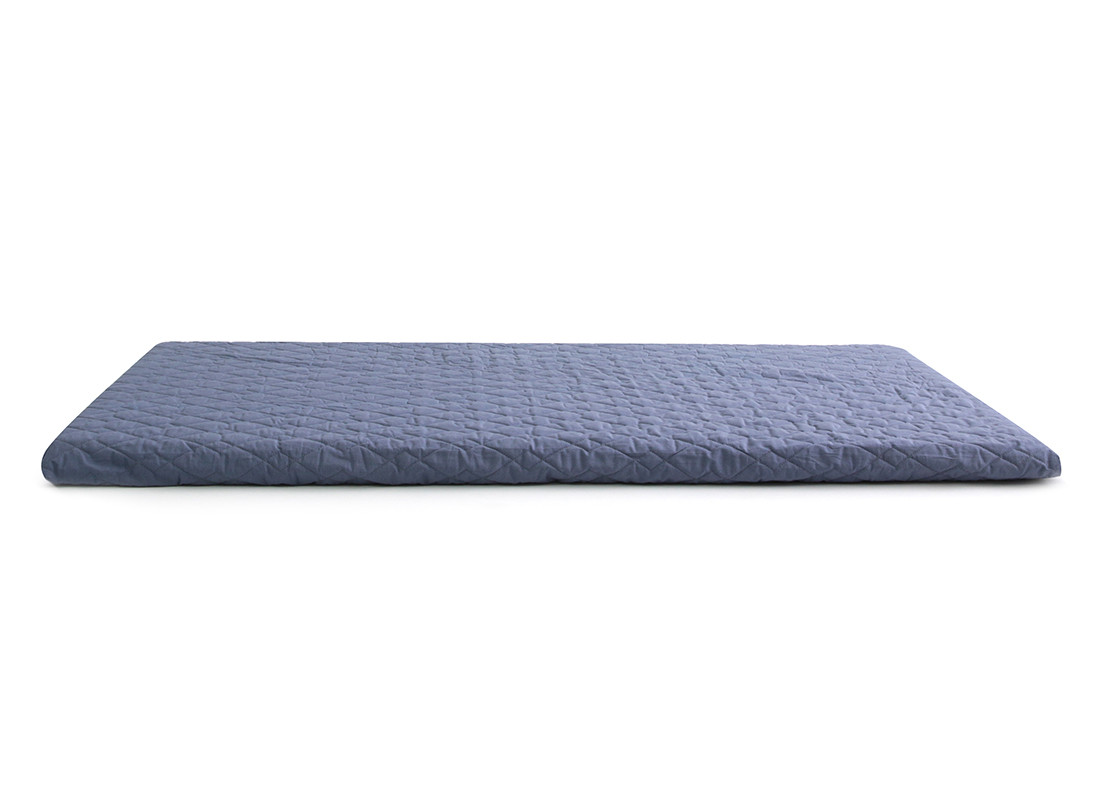 Colchoneta de suelo Monaco 120X60X4 aegean blue