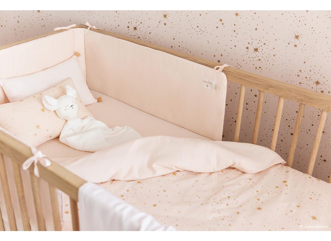 Muselinas, colchas y fundas nórdicas cuna ideales para bebés