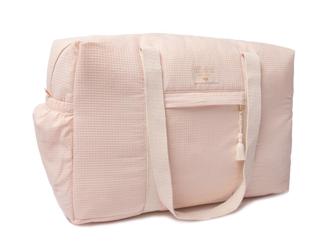 Bolsa de maternidad impermeable Opera 29x46x20 dream pink