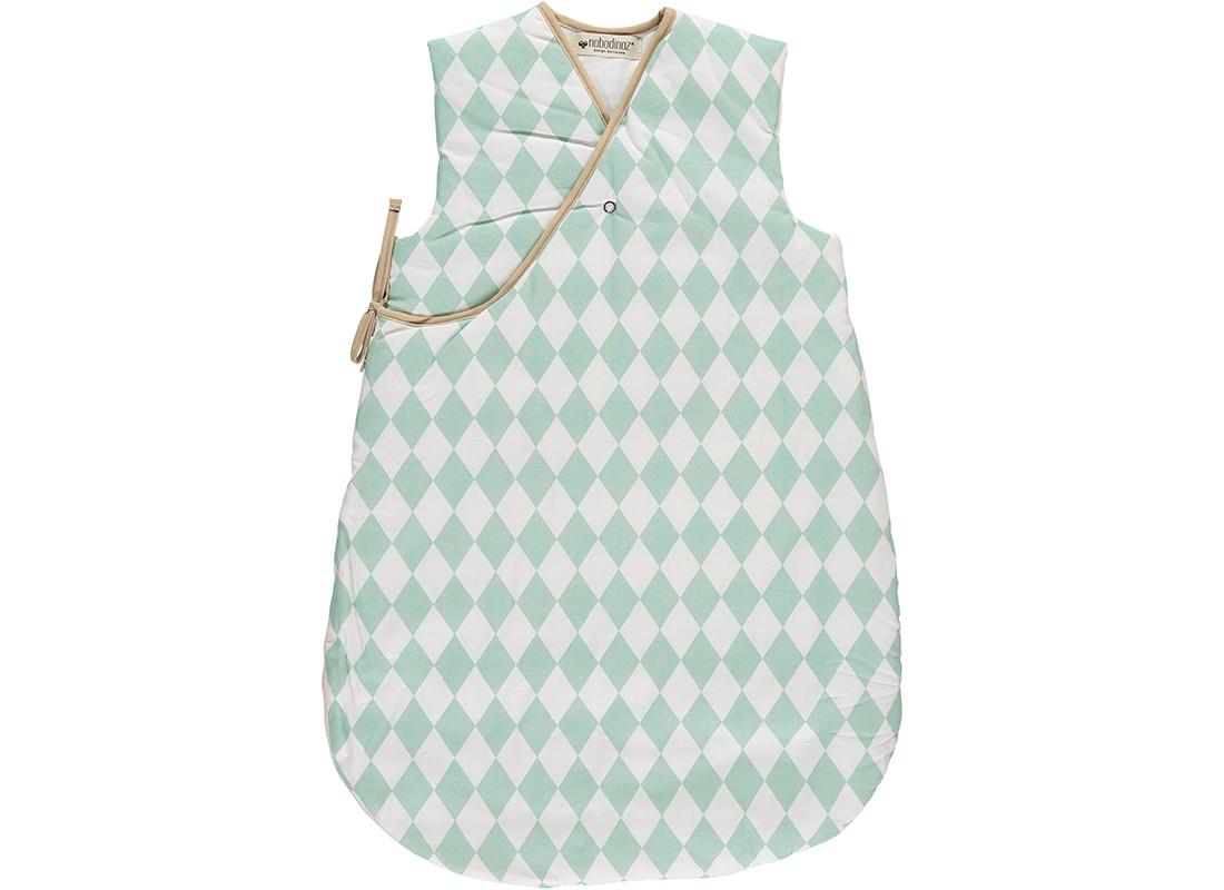 Saco de dormir Montreal Rombos Verdes - 2 tallas-XL