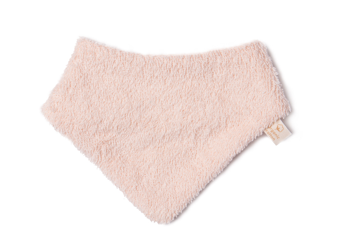 Babero bandana recién nacido So Cute 14x20 pink