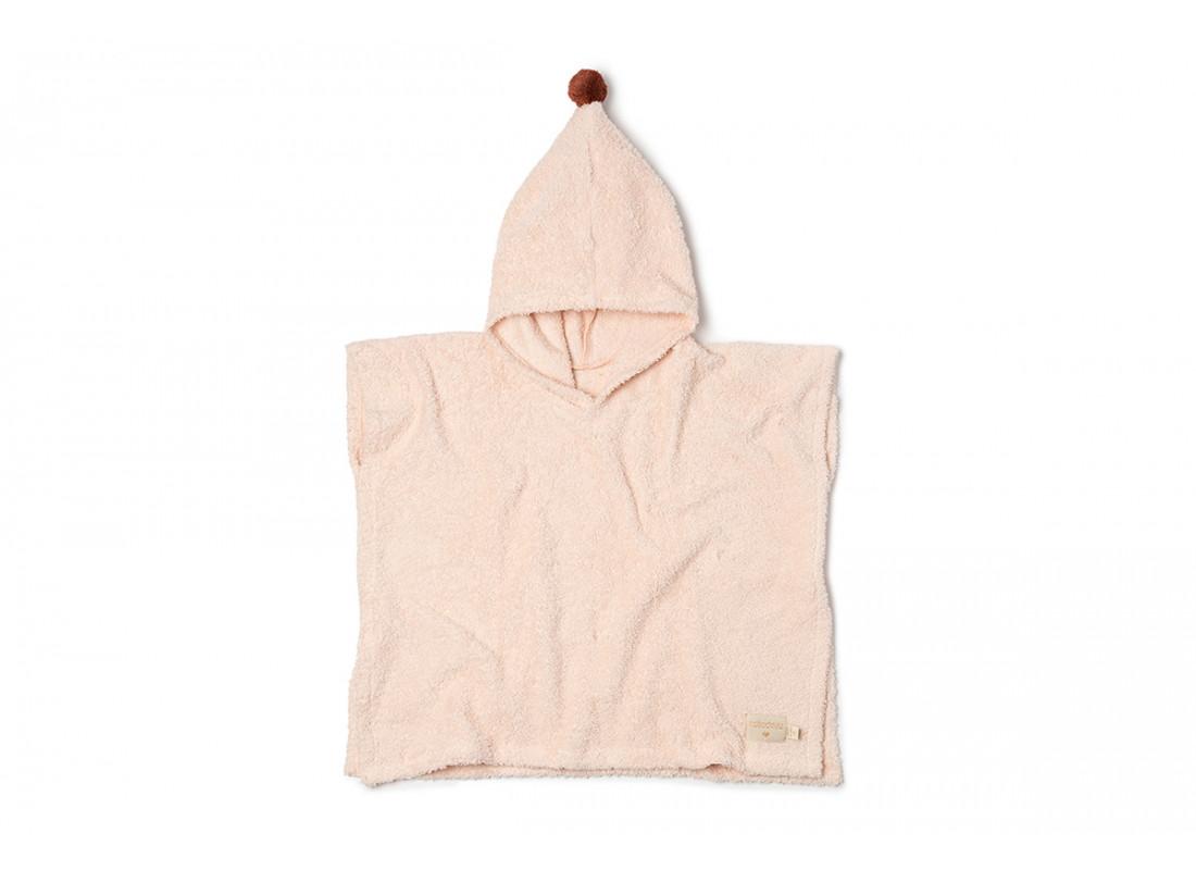 Poncho de baño 3-5a So Cute • pink