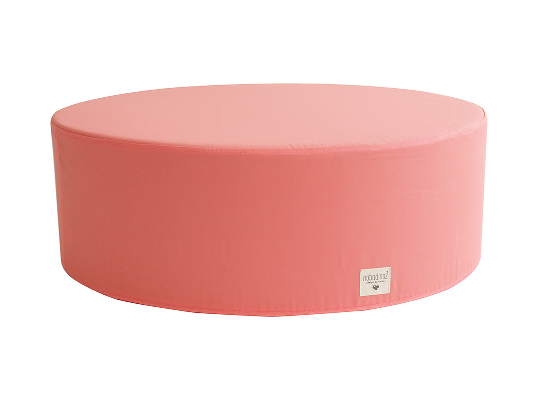 Puf Soho 76x76x26 indian pink