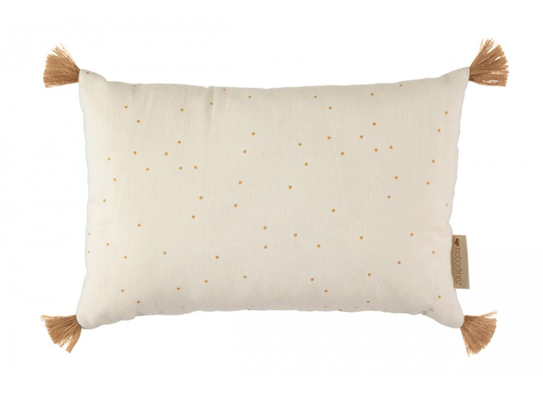 Cojín Sublim 20x35 honey sweet dots/ natural