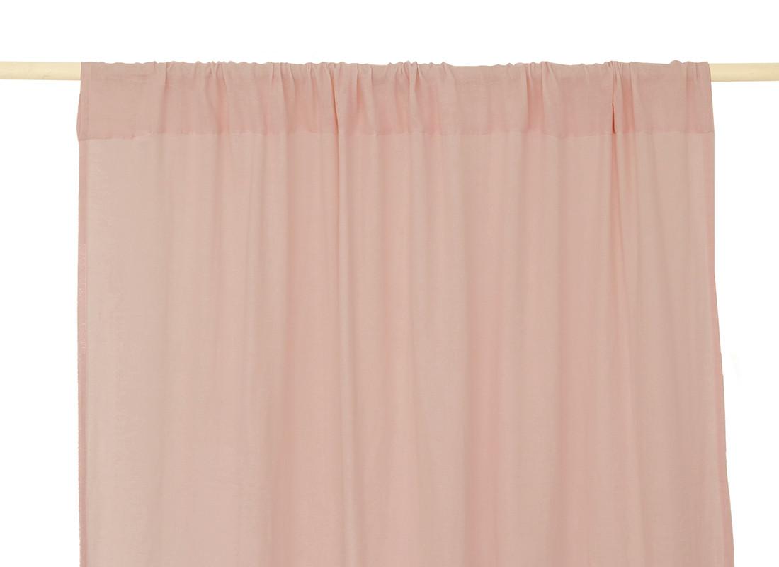 Cortina Utopia 146x280 bloom pink