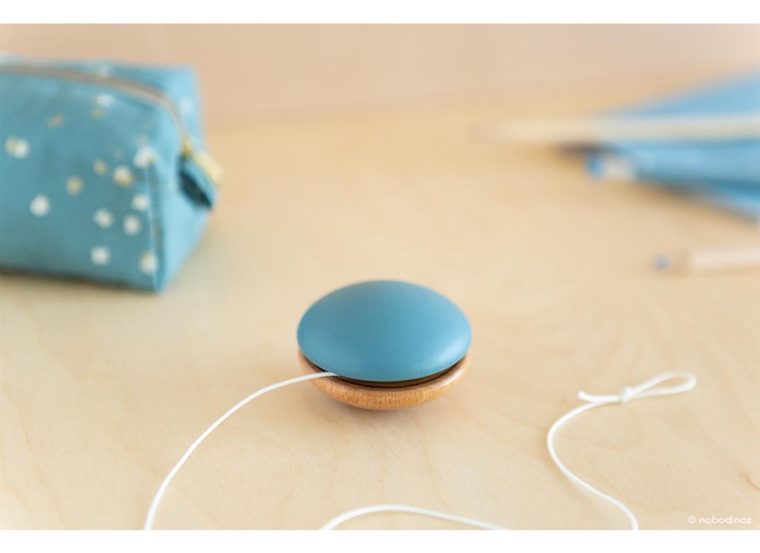 Yoyo de madera • blue