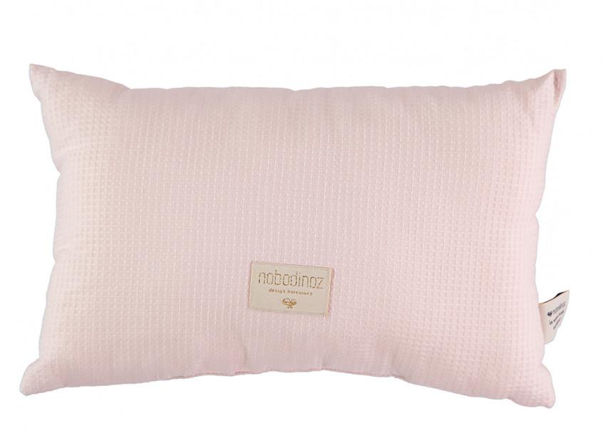 Cojin Laurel nido de abeja 22x35 dream pink