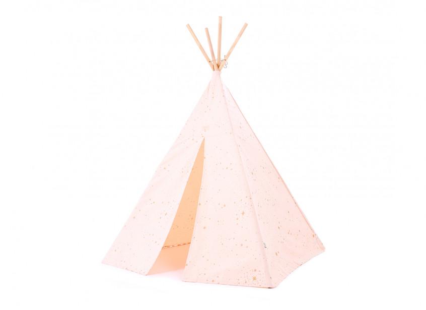 Tipi Phoenix 149x100 gold stella/ dream pink