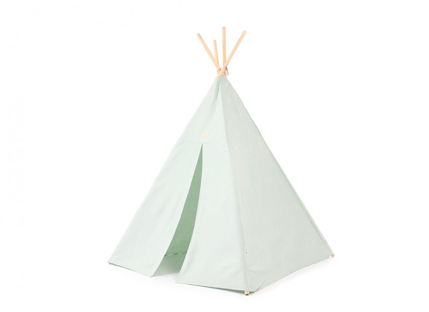 Tipi Phoenix • white bubble aqua