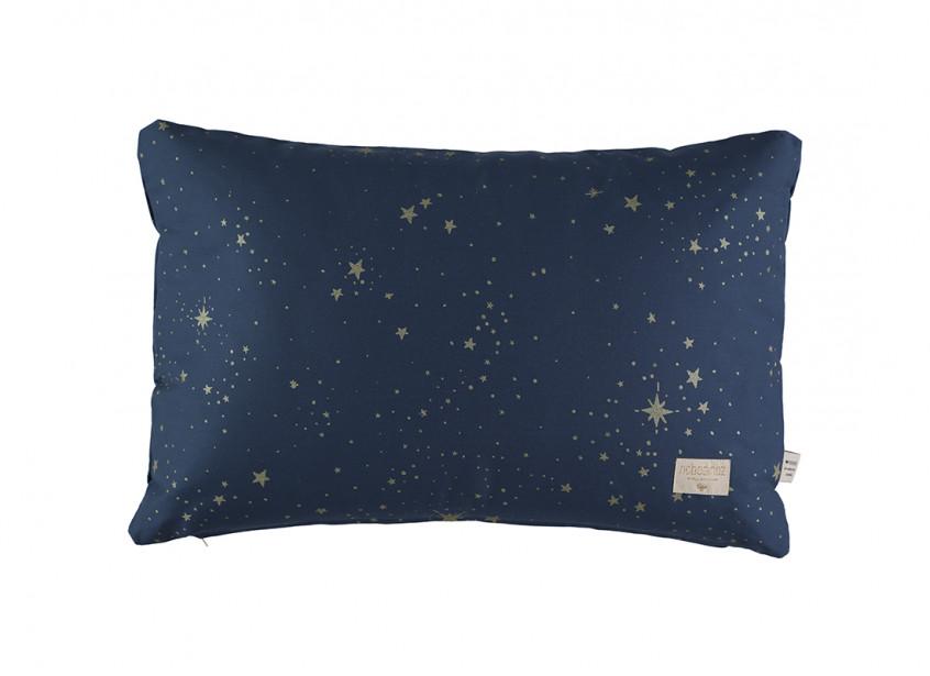 Cojin Pythagoras 40x60 gold stella/ night blue