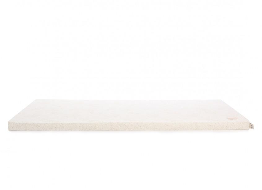 Colchoneta de suelo Saint Barth 60X120X4 gold bubble/ white