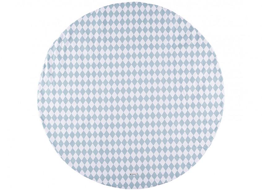 Carpet Apache rombos azules – S