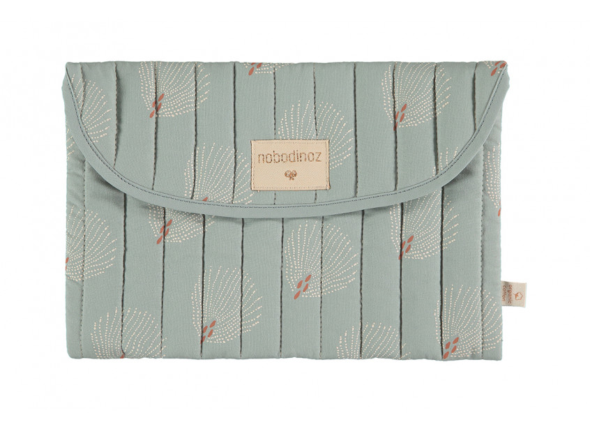 Estuche Bagatelle • white gatsby antique green