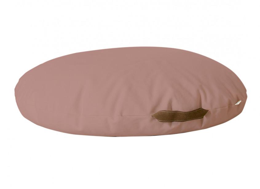 Puf Sahara 90x16x90 dolce vita pink
