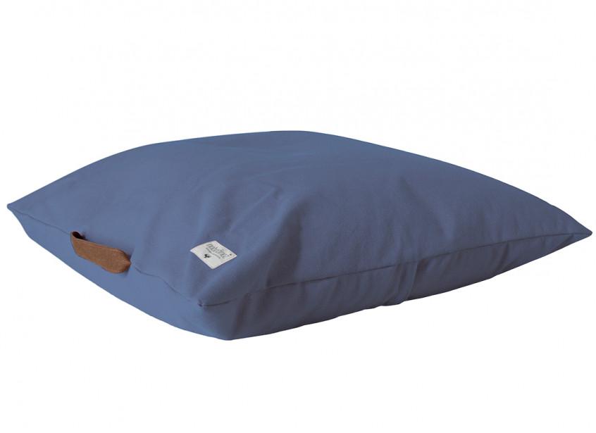 Puf Kalahari 72x14x72 aegean blue