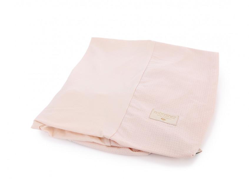 Funda cambiador Calma nido de abeja 70x50 dream pink