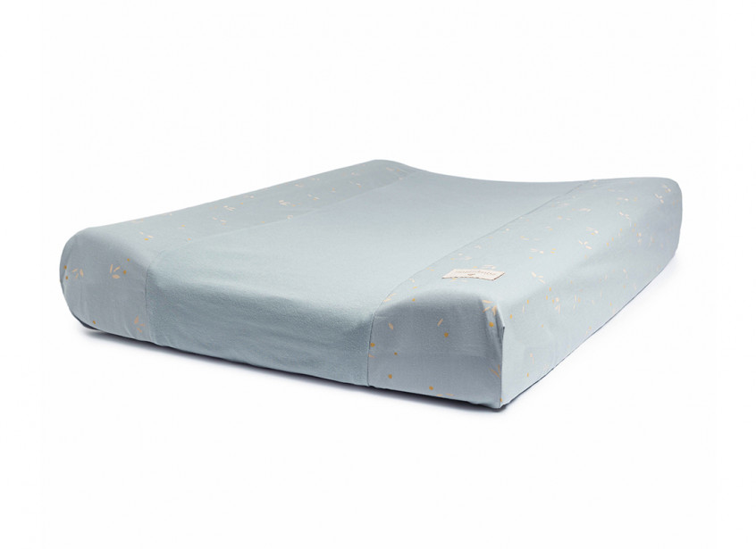 Cambiador impermeable Calma • willow soft blue