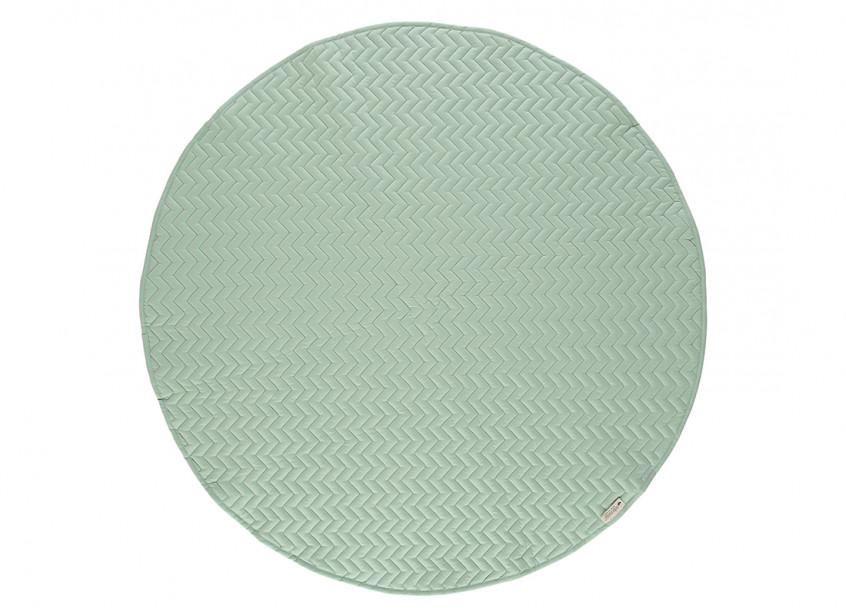 Alfombra de juego Kiowa 105x105 provence green