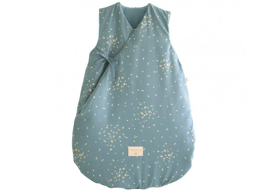 Saco de dormir de invierno Cloud gold confetti/ magic green - 2 tallas