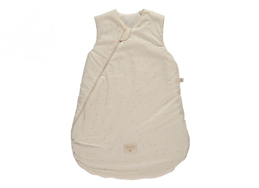 Saco de dormir de entretiempo Cocoon honey sweet dots/ natural - 2 tallas