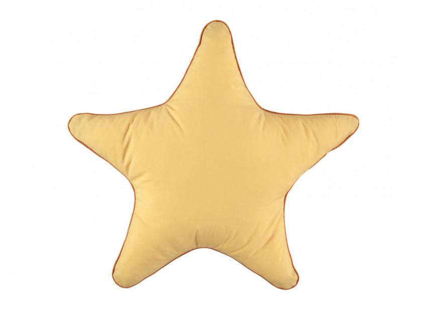 Cojin Star big  45x45 miel