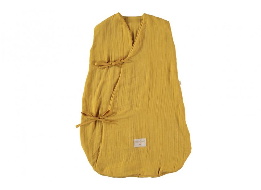 Saco de dormir de verano Dreamy farniente yellow - 2 sizes