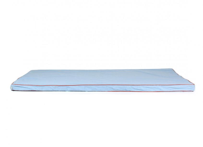 Colchoneta de suelo Saint Tropez 120x60x4 thalassa blue