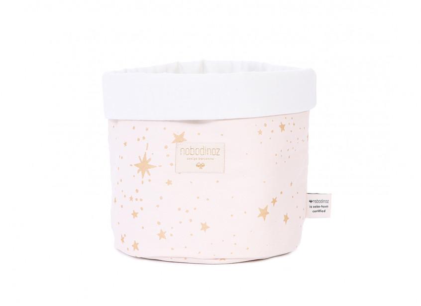 Cesta Panda gold stella/ dream pink - 3 tallas