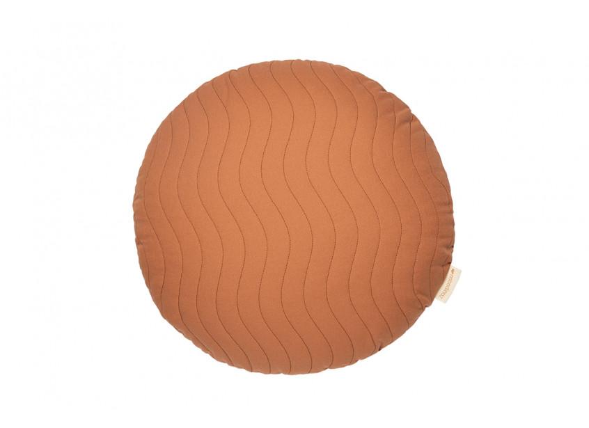 Cojín Sitges sienna brown