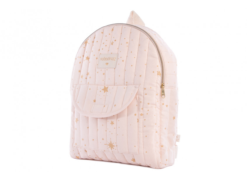 Mochila de niño Too Cool gold stella/ dream pink