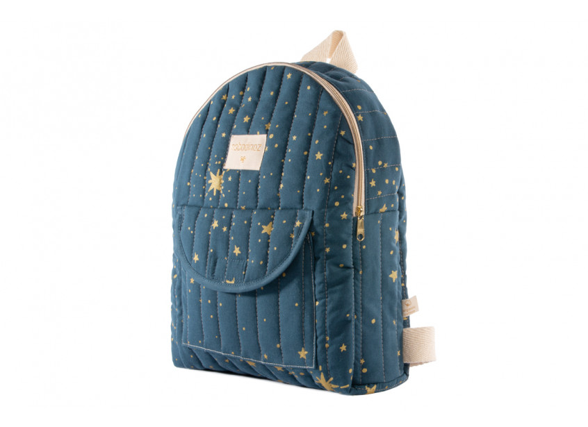 Mochila de niño Too Cool gold stella/ night blue