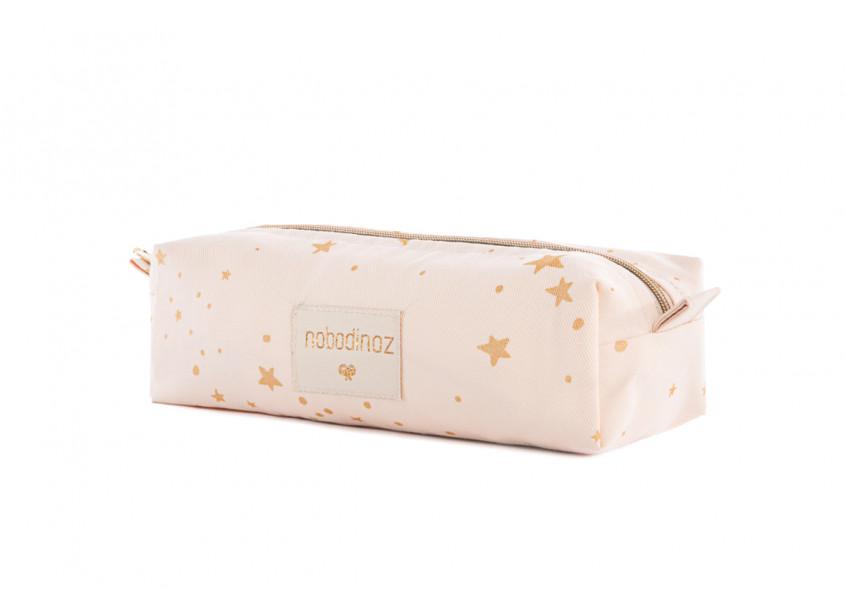 Too Cool pencil case gold stella/ dream pink
