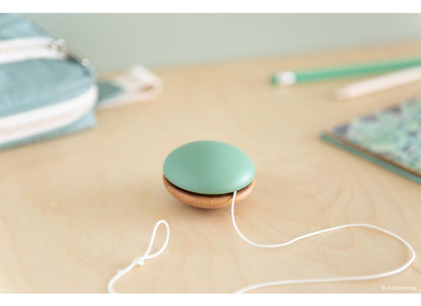 Yoyo de madera • green