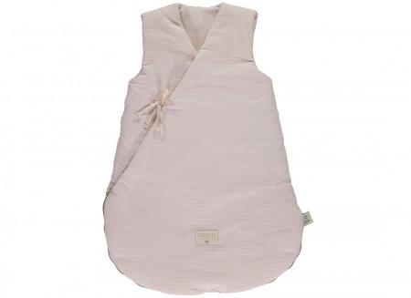 Saco de dormir de invierno Cloud nido de abeja dream pink - 2 tallas