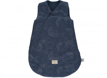 Saco de dormir Cocoon gold bubble/ night blue - 2 tallas